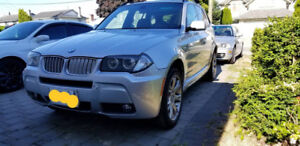 2008 BMW X3 3.0IS, M-sport! MINT!