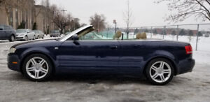 AUDI A4 CONVERTIBLE...2.0 TURBO