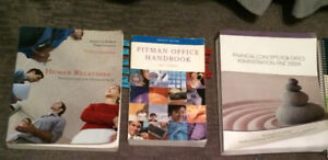 Mohawk College Office Administration Medical Books