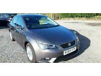Seat Leon 1.2 TSI ( 110ps ) ( s/s ) 2015MY SE Tech Pack