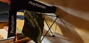 Playstation folding chairs