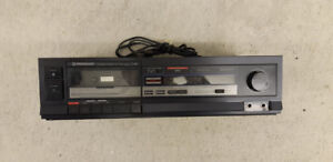 Pioneer cassette deck CT660 and tuner