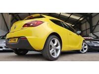 2013 Vauxhall Astra Gtc 1.4 i Turbo 16v Sport (s/s) 3dr