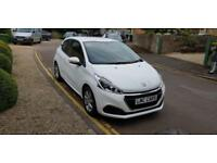 2015 (65) Peugeot 208 1.2 Active 3 door manual 21,000 miles immaculate condition