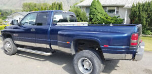2001 Dodge Diesel One Ton 4x4