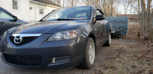 2007 Mazda 3 GX 4-Door