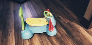 Fisher Price Learn to Walk Elephant !