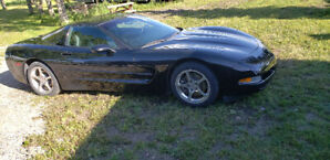 2004 Chevrolet Corvette coupe Coupe (2 door)