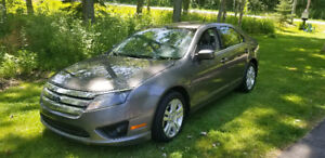 Ford Fusion - Great Sedan - 2011