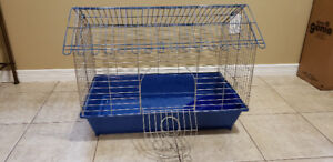 Small pet cage (24 in x 15 in)