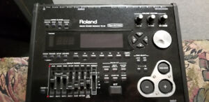 Like new Roland TD-30 Drum Module Only (OBO)