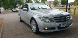 2009 Mercedes-Benz E Class E350 CDI BlueEFFICIENCY SE 2dr Tip Auto COUPE Diesel