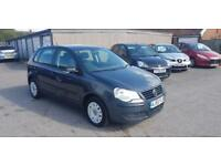 Volkswagen Polo 1.2 ( 55PS ) 2006 Low Mileage,HPI Clear,New Mot