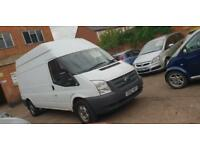 2012 Ford Transit LWB High 350T RWD 2.2 - Spares Or Repairs