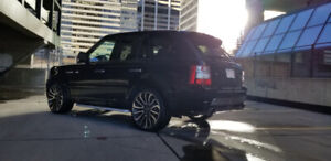 2009 Range rover HST special edition