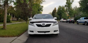 White 2007 Camry SE 4 cyl. AutoTrans For Sale