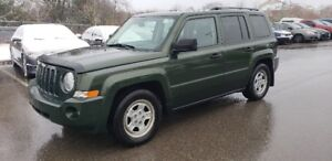 2007 Jeep Patriot AWD *** Power Opts, AC, Cruise Control ***