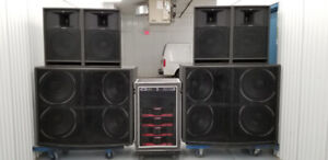 COMPLETE SOUND SYSTEM