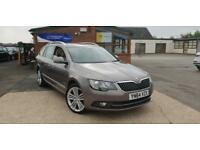 2014 Skoda Superb 2.0TDI CR DSG Elegance ESTATE PX WELCOME