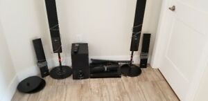 Sony Wired Surround Sounds