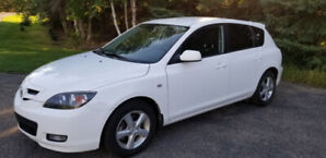 Only 90000 km - 2008 Mazda 3 For Sale In Great Condition