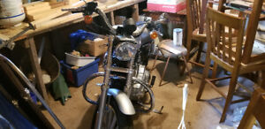 2005 Harley Davidson Sportster approx 2400 miles
