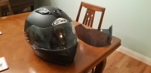 ZOX modular motorcycle helmet medium almost new