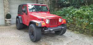 2005 JEEP TJ Manual