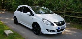 Vauxhall/Opel Corsa 1.2i 16v ( 85ps ) Limited Edition ( a/c ) 2011MY