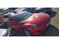 Mazda RX-8 1.3 ( 228bhp ) 55,000 MILES