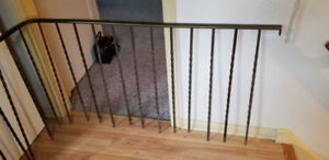 Wrought Iron Stair Pickets