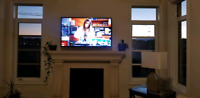Professional Handyman-TV Mount-Painting-Electrical-Blinds