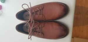 Size 13 Genuine Leather Brown Shoes