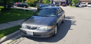 In Great Condition - 2002 Mazda 626!
