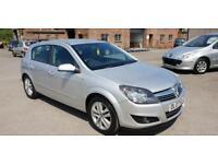 Vauxhall/Opel Astra 1.4i 16v 2007.5MY SXi