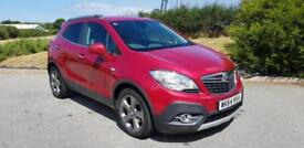 2014 Vauxhall MOKKA SE S/S Manual Hatchback