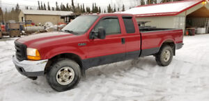 2001 Ford F-250 Super Duty Extended Cab