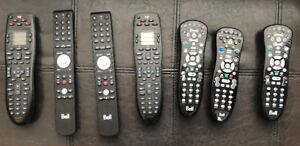TV remotes!