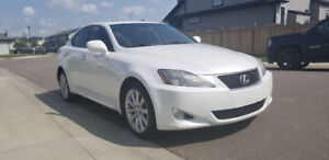 2007 Lexus IS250 AWD - Summer and winter set of tires/rims incl