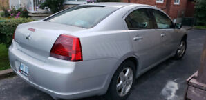 Mitsubishi Galant 2007, One Owner & Excellent Condition