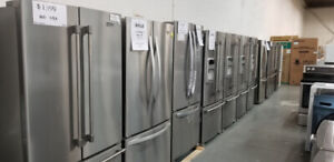 Fridge, Range, Dishwasher Scratch& Dent Appliances NO TAX