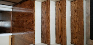 Hardwood And Laminate Installation, Baseboards, Painting