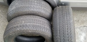 265/60R17 108H M+S Firehawk PVS 3 Tires