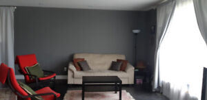 3 bedrooms in a furnished house, near York University