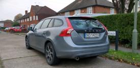 Volvo v60 2.0d 2016 rok