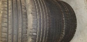 LT245/75r16 Michelin LTX WINTER