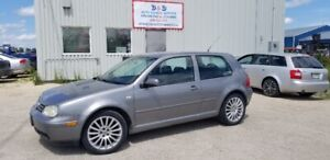2004 Volkswagen GTI 1.8T-SUNROOF-LEATHER-LOADED