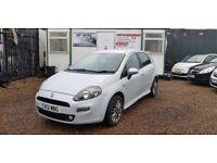 Fiat Punto 1.4 8v GP (white) 2012