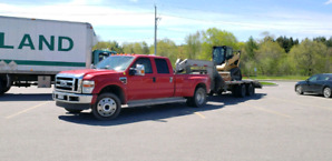 Ford f-450 4x4 Lariat crew cab priced to sell!
