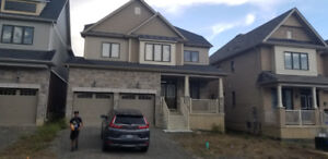 Brand New Semi Furnished home for Rent near Caledonia